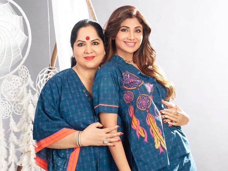 Bollywood actress Shilpa Shetty's mother files cheating complaint in Rs16m land deal case