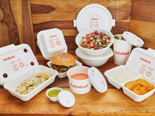 Talabat Packaging