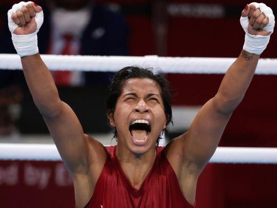 Boxing - Lovlina Borgohain