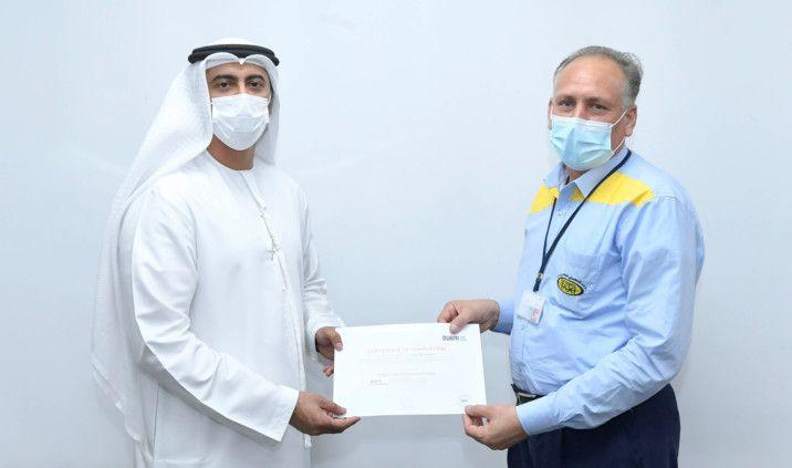 Dubai taxi, limo drivers finish training-1627650320970