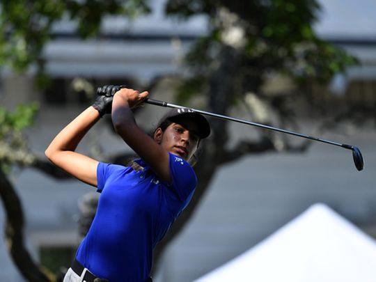 Golf - Diksha