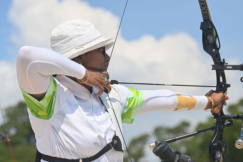 Olympics - Deepika Kumari