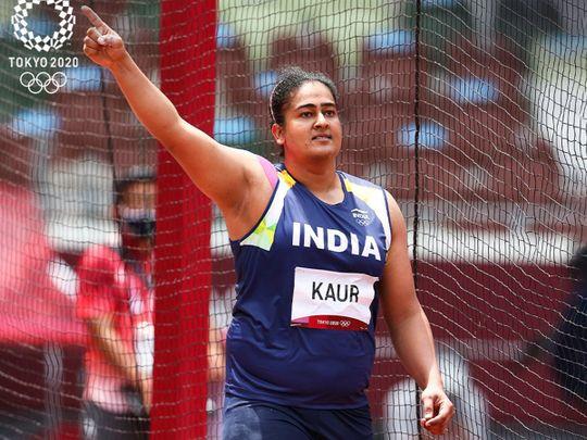 Olympics - Kamalpreet Kaur