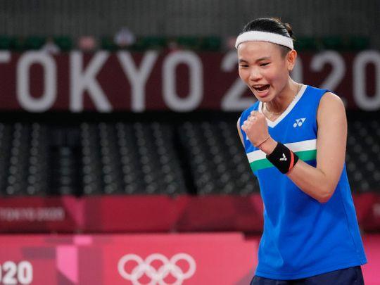 Olympics - Tai