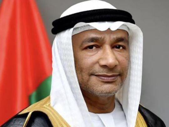 Ibrahim Salim Al Musharrakh