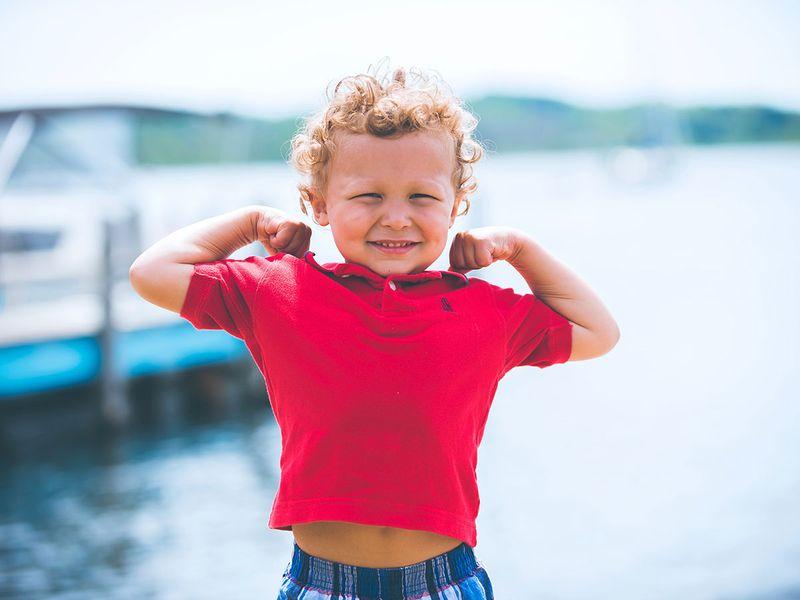 Kid strength