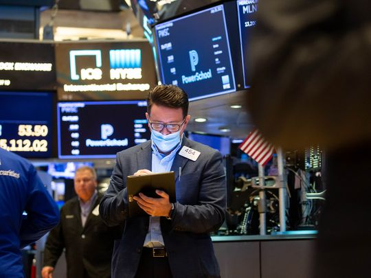 STOCK NYSE brokers