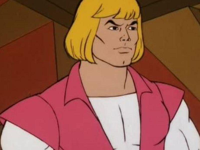 Prince Adam in the original