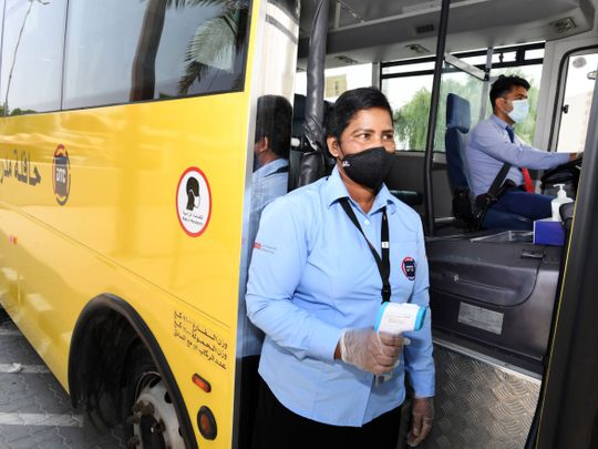RTA beefs up school bus fleet-1627912504448