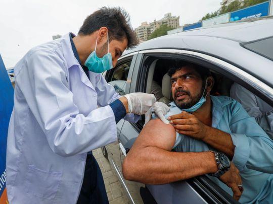 Vaccination Pakistan