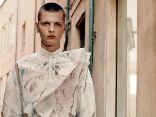 William Blake inspires the new Alexander McQueen menswear collection
