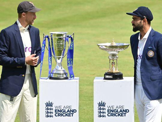 Cricket - Root & Kohli