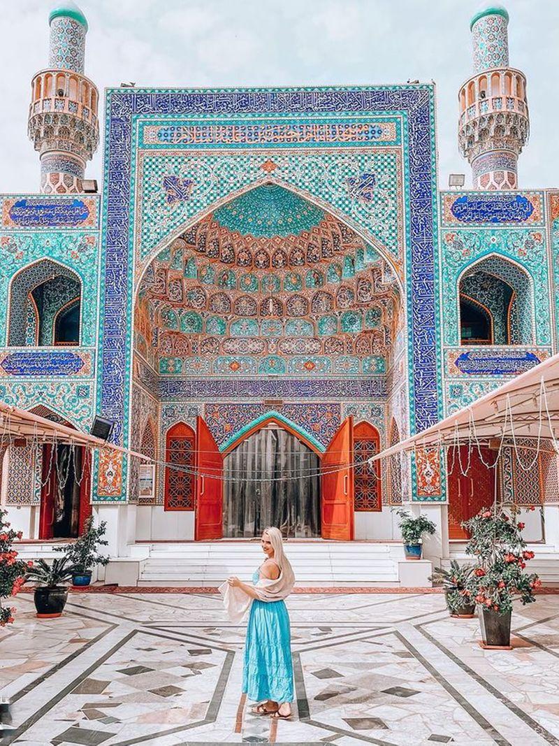 Iranian Mosque Bur Dubai