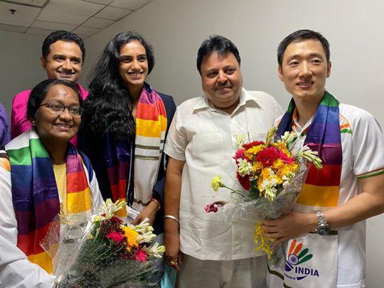 Olympics - Sindhu returns