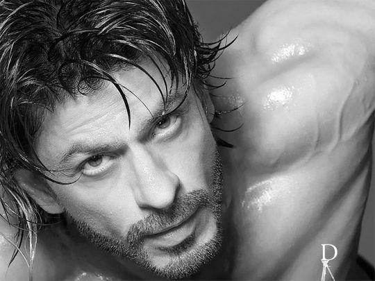 Shah Rukh Khan in Dabboo Ratnani's annual calendar