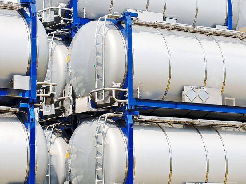 Stock - ADNOC Blue Ammonia