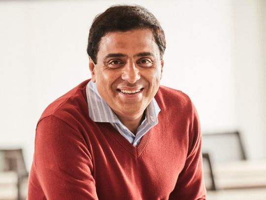 Stock - Ronnie Screwvala, Chairperson and co-founder of upGrad