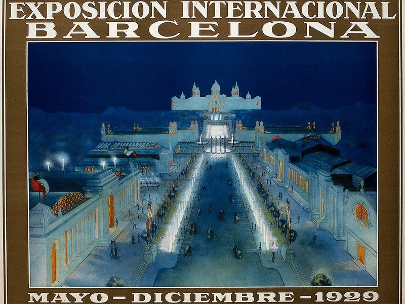 barcelona expo 1929