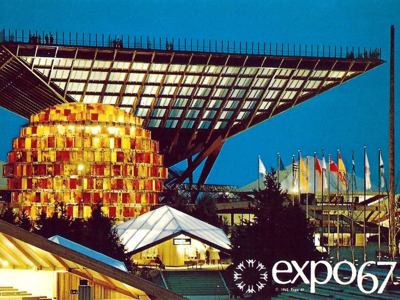 canada expo 1967
