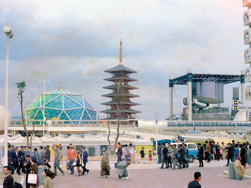 japan 1970 expo