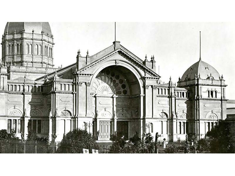 melbourne expo 1880