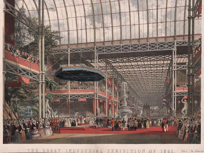 uk world expo 1851