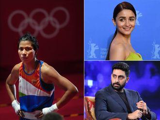 Bollywood stars praised Lovlina Borgohain for her Tokyo Olympics bronze medal