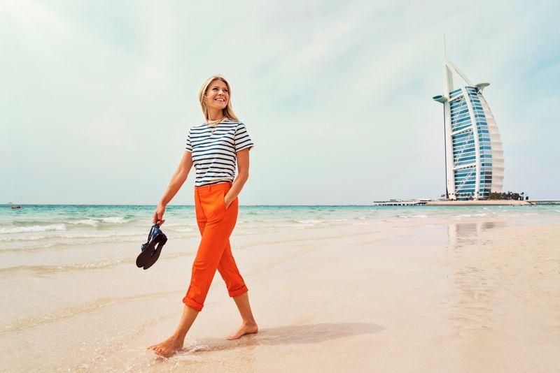 جوينيث بالترو في دبي