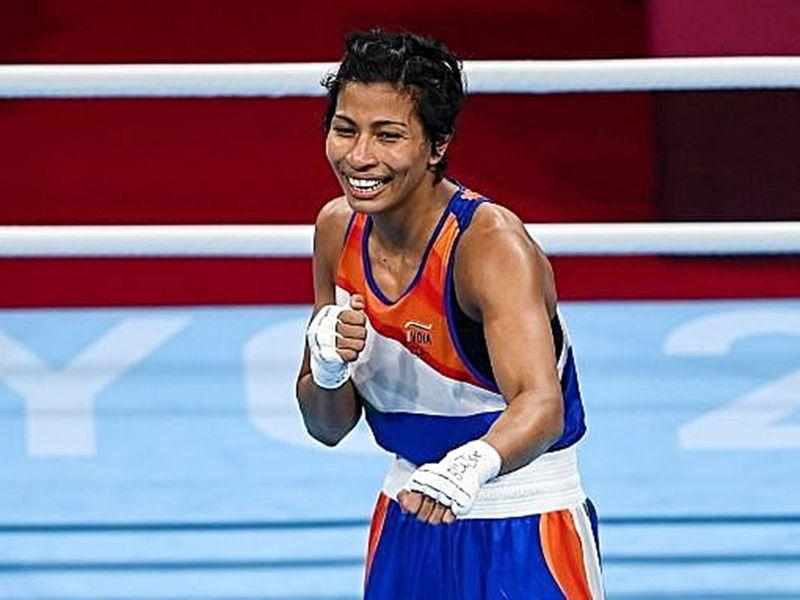 Indian boxer Lovlina Borgohain