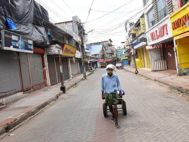 india kerala lockdown covid