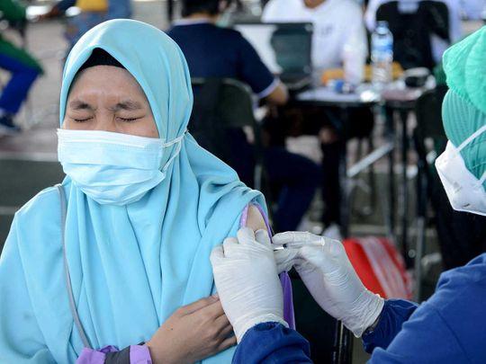 indonesia vaccine covid