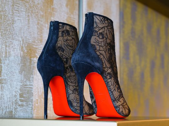 Today's Word Search: How Louboutin created his famous red-soled shoes