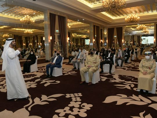 Dubai Tourist Police steps up Awareness Efforts ahead of Expo 2020 (2)-1628165828409