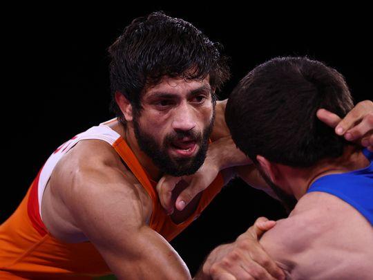 Wrestling - Ravi Dahiya