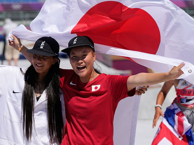 Athletes_and_Flags gallery