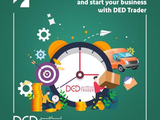 DED E-trader