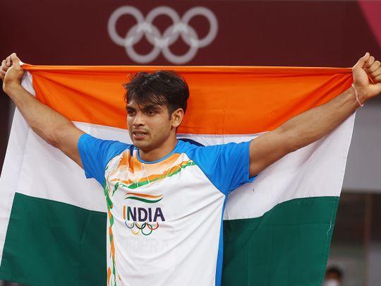 Olympics - Neeraj Chopra