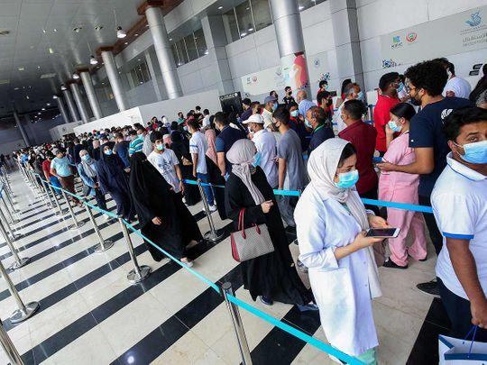 kuwait covid vaccine