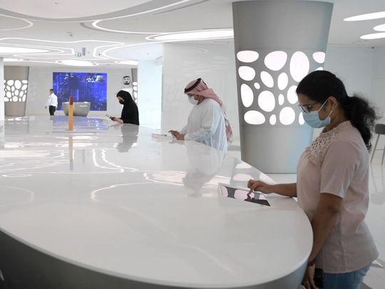 DM Al Manara Centre