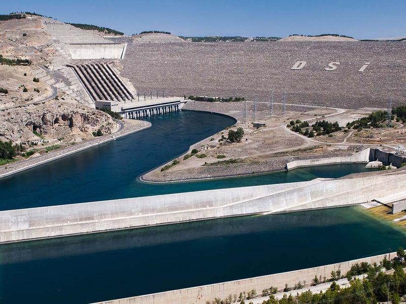 Turkey Dam