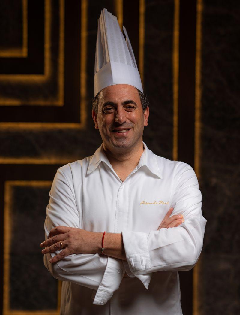 Allesandro Bella Chef