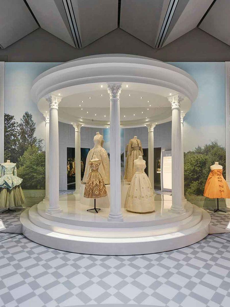 Christian Dior Qatar exhibition