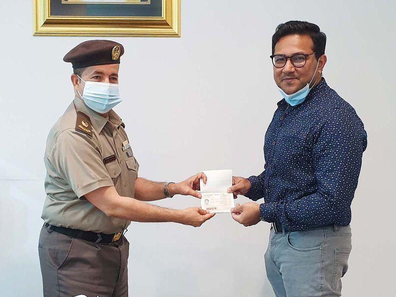 Dr Mohammad Rifas, Ayurvedic Practictioner with Golden visa-1628514817114
