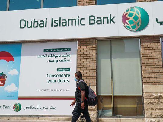 STOCK Dubai Islamic bank