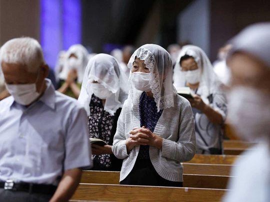 nagasaki prayers Japan