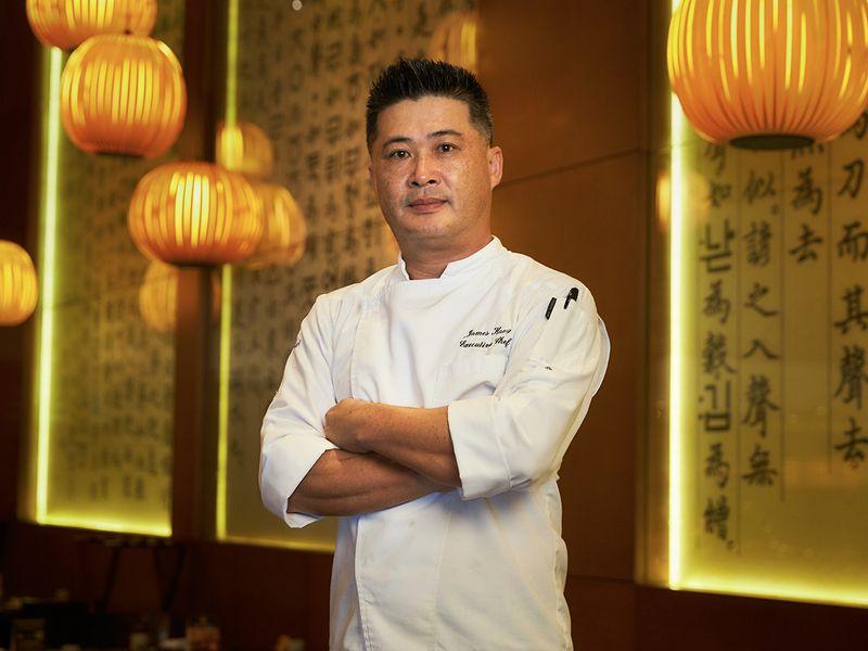 Executive Chef James Kang