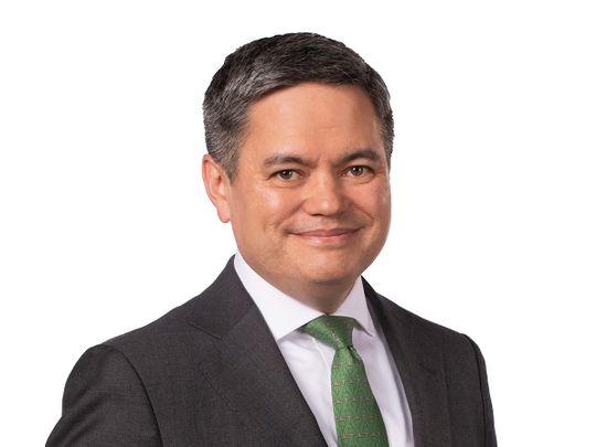 F Christopher Calabia, DFSA New Chief Executive