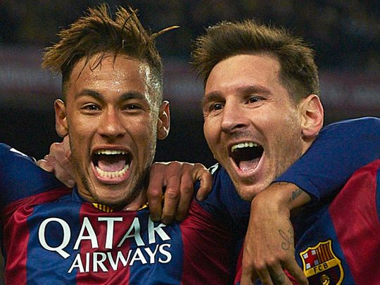 Lionel Messi will be playing alongside Neymar once again now he has joined PSG