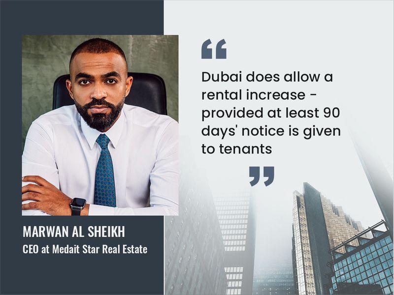 Marwan Al Sheikh, CEO at Medait Star Real Estate