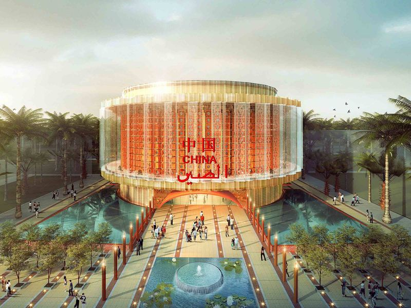 china pavilion expo 2020 dubai